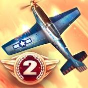 iPhone、iPadアプリ「Sky Gamblers - Storm Raiders 2」のアイコン