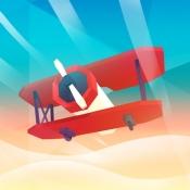 iPhone、iPadアプリ「Sky Surfing」のアイコン