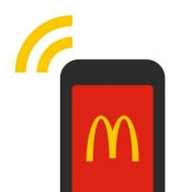 iPhone、iPadアプリ「マクドナルド モバイルオーダー」のアイコン