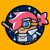iPhone、iPadアプリ「Holy Potatoes! We're in Space?」のアイコン