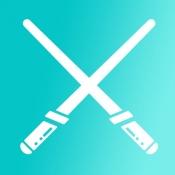 iPhone、iPadアプリ「InstaSaber」のアイコン