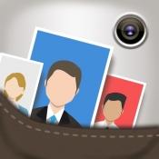 iPhone、iPadアプリ「パスポート写真 - 証明写真メーカー&画像 切り抜き」のアイコン