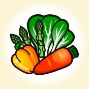 iPhone、iPadアプリ「10食品群チェッカー」のアイコン