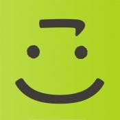 iPhone、iPadアプリ「ベビカム母子手帳「すこやこ」 - 親子の健康記録」のアイコン