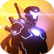 iPhone、iPadアプリ「Overdrive Ninja Shadow」のアイコン