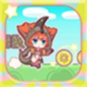 iPhone、iPadアプリ「怪獣娘~ウルトラ特訓大作戦~」のアイコン