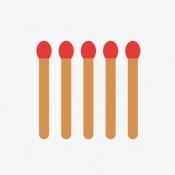 iPhone、iPadアプリ「マッチ棒パズル - 頭がよくなる脳トレパズルゲーム -」のアイコン