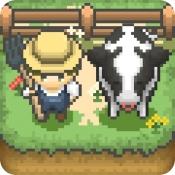 iPhone、iPadアプリ「作ろう!ミニチュア牧場」のアイコン