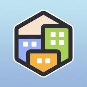 iPhone、iPadアプリ「Pocket City」のアイコン