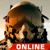 iPhone、iPadアプリ「World of Gunships Online」のアイコン