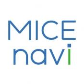 iPhone、iPadアプリ「MICEnavi」のアイコン