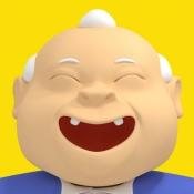 iPhone、iPadアプリ「ひふみんRUN すすめ!棒銀一直線 -将棋ランゲーム」のアイコン