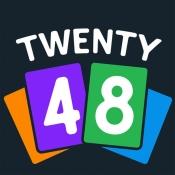 iPhone、iPadアプリ「Twenty48 ソリティア」のアイコン