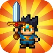 iPhone、iPadアプリ「勇者がいっぱいあらわれた!」のアイコン