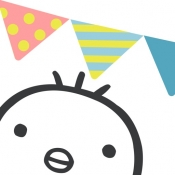iPhone、iPadアプリ「まいにちのひよこクラブ Babyアルバム【たまひよ公式】」のアイコン