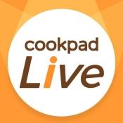 iPhone、iPadアプリ「cookpadLive -クッキングLiveアプリ-」のアイコン