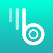 iPhone、iPadアプリ「音で楽しむフィットネス BeatFit」のアイコン