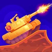 iPhone、iPadアプリ「Tank Stars」のアイコン