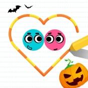 iPhone、iPadアプリ「Love Balls」のアイコン