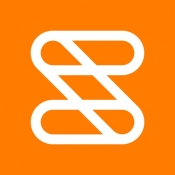 iPhone、iPadアプリ「株 SNS -STREAM 株-株 トレード- 株 アプリ」のアイコン
