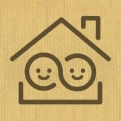 iPhone、iPadアプリ「魔法の家事ノート」のアイコン