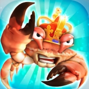 iPhone、iPadアプリ「King of Crabs」のアイコン