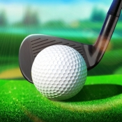 iPhone、iPadアプリ「Golf Rival」のアイコン
