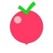iPhone、iPadアプリ「三日坊主克服/習慣作り ラディッシュ Radish」のアイコン