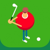 iPhone、iPadアプリ「Golfing Around」のアイコン