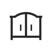 iPhone、iPadアプリ「JUSCLO(ジャスクロ)ークローゼットの洋服管理」のアイコン