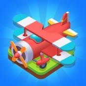 iPhone、iPadアプリ「Merge Plane - Best Idle Game」のアイコン