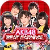 iPhone、iPadアプリ「AKB48 ビート・カーニバル」のアイコン