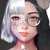 iPhone、iPadアプリ「Live Portrait Maker」のアイコン