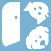 iPhone、iPadアプリ「ペットみるん - ペット見守りカメラ アプリ」のアイコン