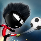 iPhone、iPadアプリ「Stickman Soccer 2018」のアイコン
