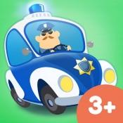 iPhone、iPadアプリ「子供向け小さな警察署」のアイコン