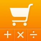 iPhone、iPadアプリ「お買い物電卓 〜価格比較・割引計算アプリ〜」のアイコン