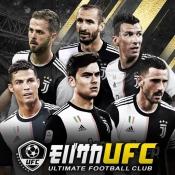 iPhone、iPadアプリ「モバサカアルティメットフットボールクラブ-サッカーゲーム」のアイコン
