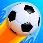iPhone、iPadアプリ「ポップショット! サッカー」のアイコン