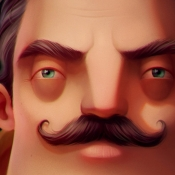 iPhone、iPadアプリ「Hello Neighbor」のアイコン