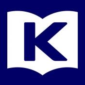 iPhone、iPadアプリ「KADOKAWAアプリ」のアイコン