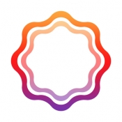 iPhone、iPadアプリ「サークルクラプforインスタグラム」のアイコン