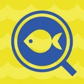 iPhone、iPadアプリ「フィッシュ-AIが魚を判定する未来の魚図鑑」のアイコン