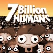 iPhone、iPadアプリ「7 Billion Humans」のアイコン