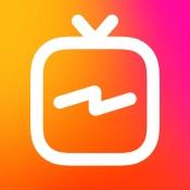 iPhone、iPadアプリ「IGTV」のアイコン