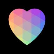 iPhone、iPadアプリ「I Love Hue Too」のアイコン