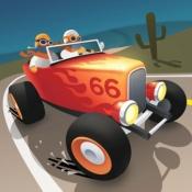 iPhone、iPadアプリ「Great Race - Route 66」のアイコン