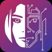 iPhone、iPadアプリ「そっくりさん AIが顔の似てる有名人を診断」のアイコン