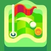 iPhone、iPadアプリ「Nano Golf: Hole In One」のアイコン