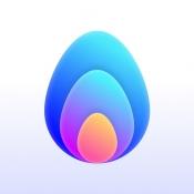 iPhone、iPadアプリ「Eggzy - 集中力とタイムキーパー」のアイコン